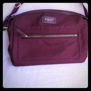 Radley London Nylon Crossbody Bag